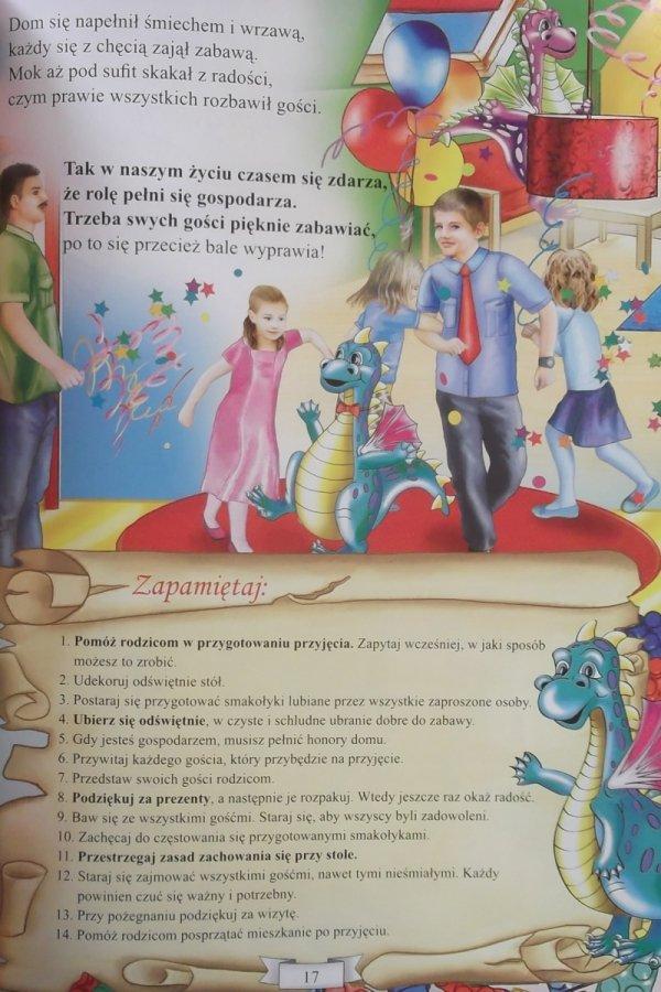Dobre wychowanie • Savoir-vivre dla dzieci