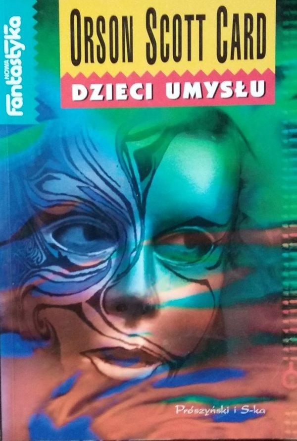 Orson Card • Dzieci umysłu