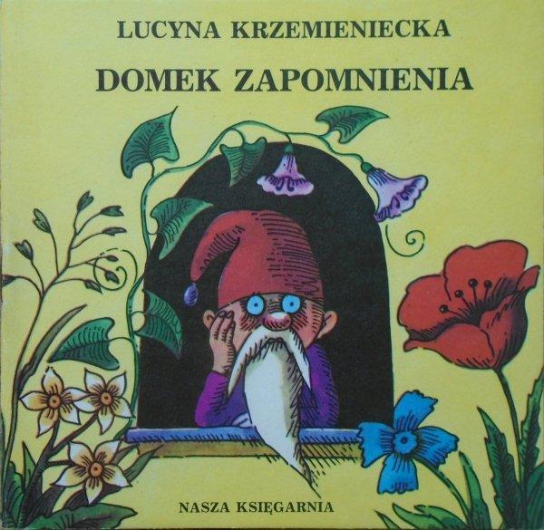 Lucyna Krzemieniecka • Domek zapomnienia [Jerzy Flisak] [Poczytaj mi mamo]