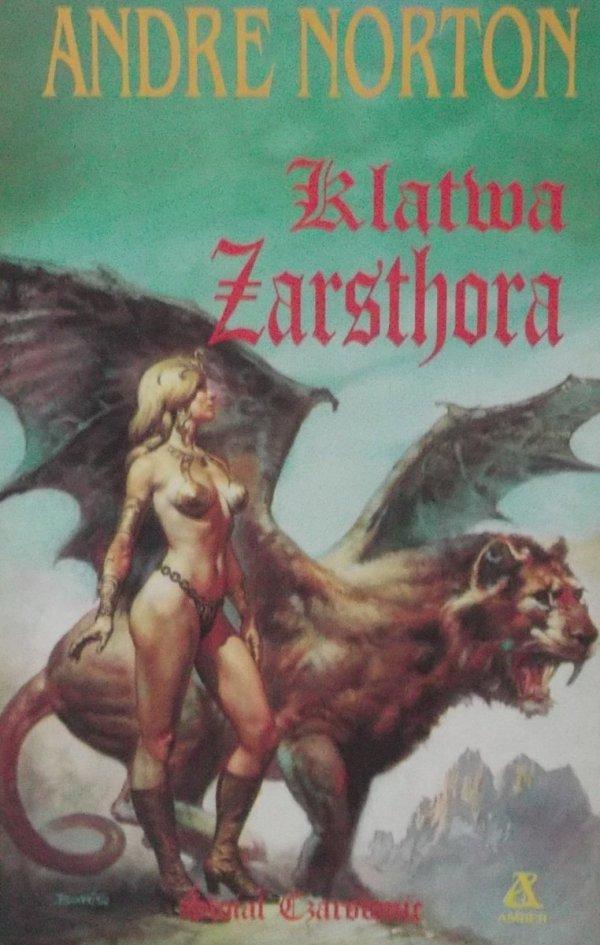 Andre Norton • Klątwa Zarsthora