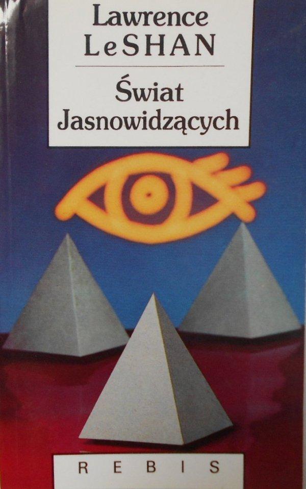 Lawrence Leshan • Świat jasnowidzących