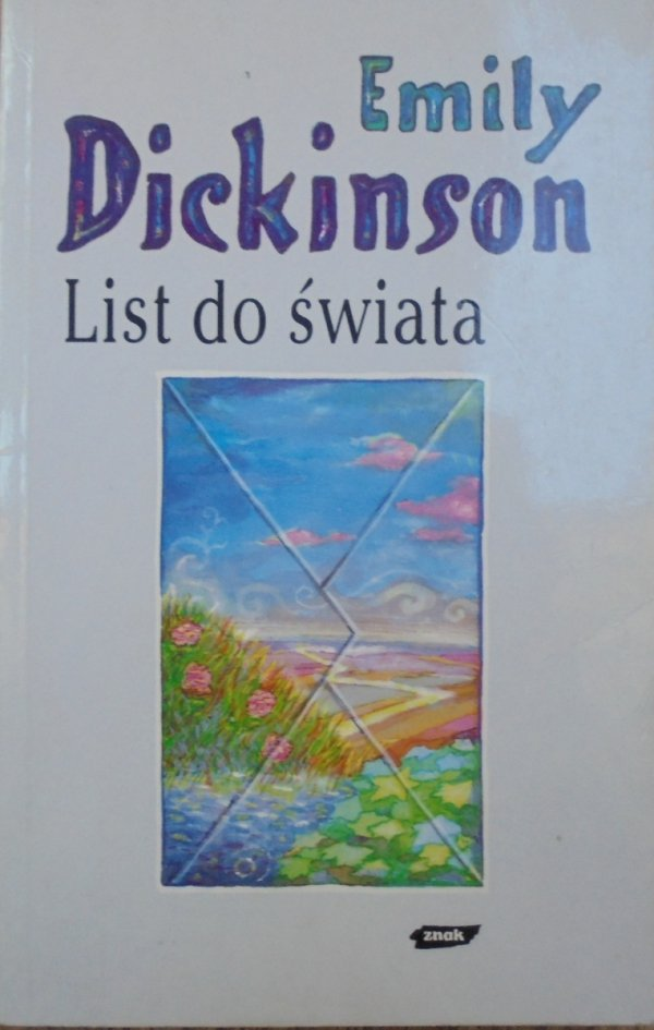Emily Dickinson • List do świata
