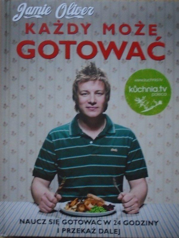 Jamie Oliver • Każdy może gotować