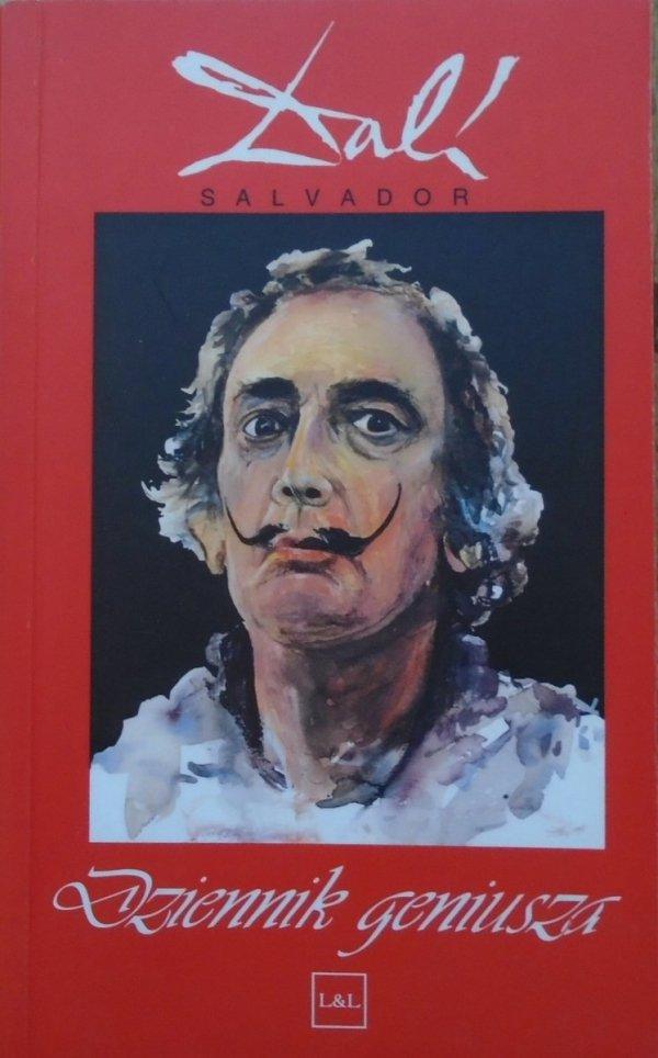 Salvador Dali • Dziennik geniusza