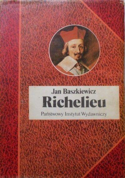 Jan Baszkiewicz • Richelieu