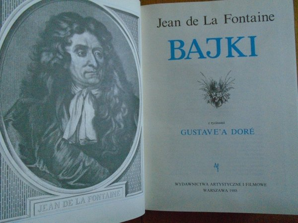 Jean de La Fontaine • Bajki [Gustave Dore]