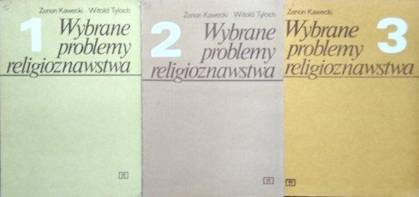 Zenon Kawecki, Witold Tyloch • Wybrane problemy religioznawstwa [komplet]