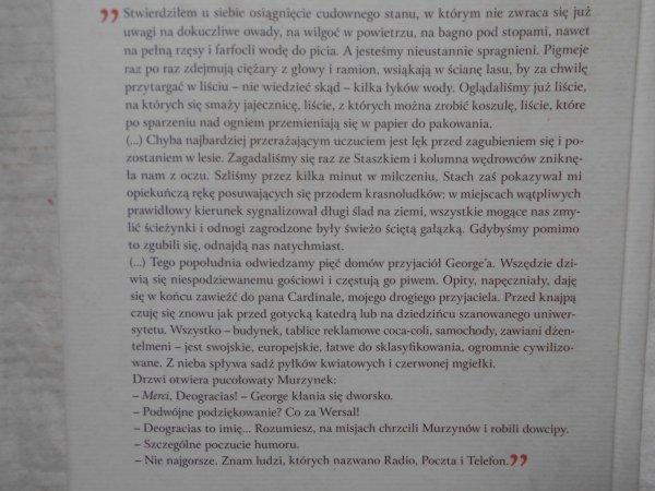 Olgierd Budrewicz • Równoleżnik zero