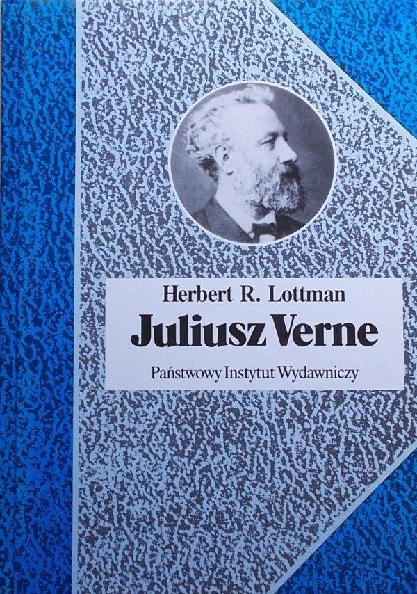 Herbert R. Lottman • Juliusz Verne