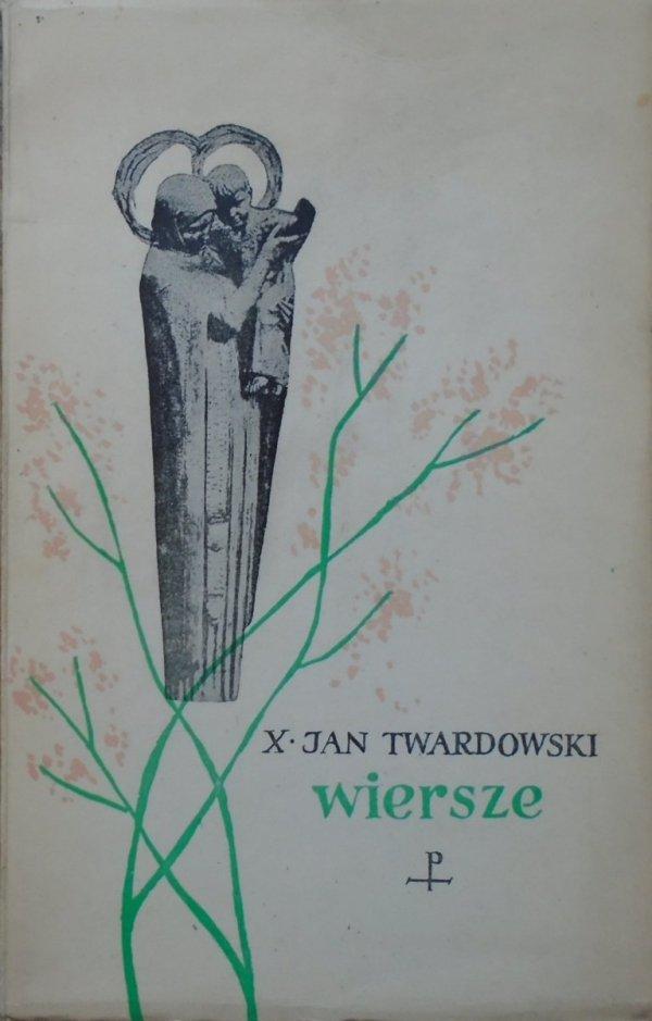 Jan Twardowski • Wiersze [Maria Dolna]