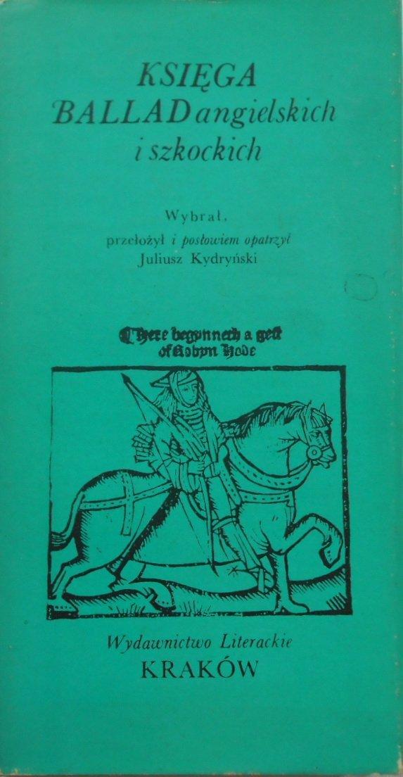 Księga ballad angielskich i szkockich