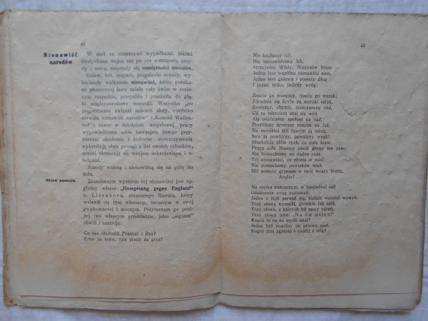Ludwik Szczepański • Wielka wojna. Jej przyczyny, skutki, cele