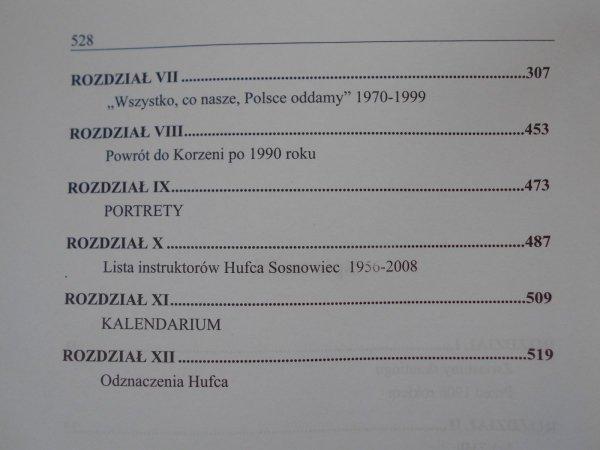 Kartki z historii sosnowieckiego hufca ZHP 1908-2008