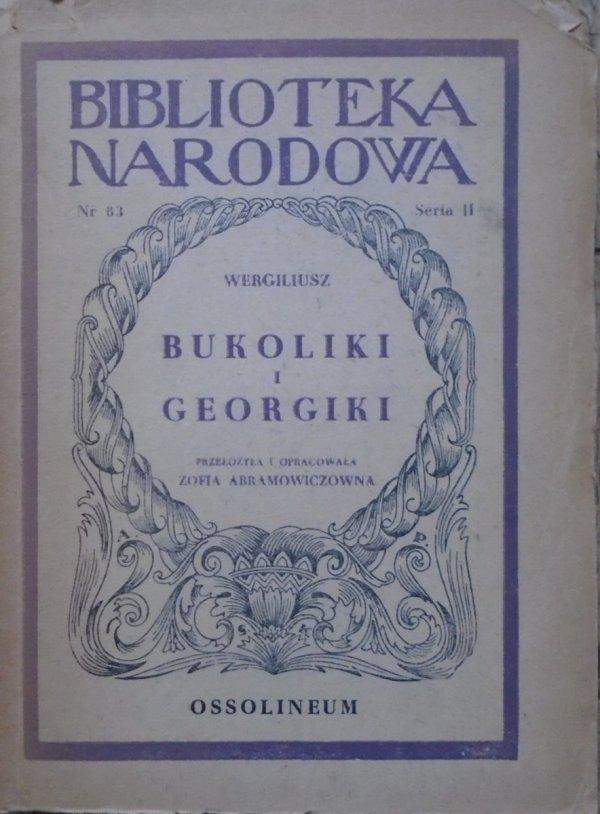 Wergiliusz • Bukoliki i Georgiki