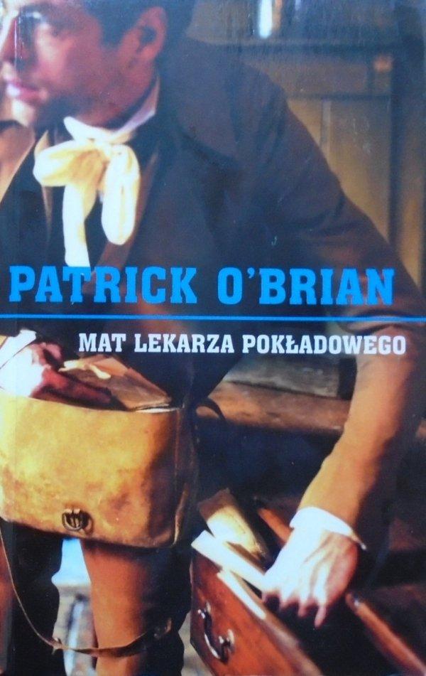 Patrick O'Brian • Mat lekarza pokładowego