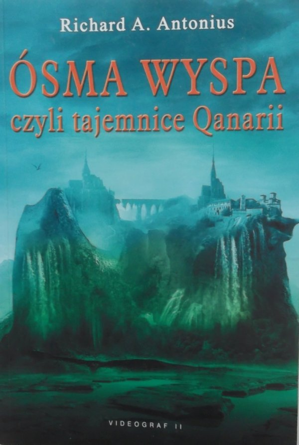 Richard Antonius • Ósma wyspa