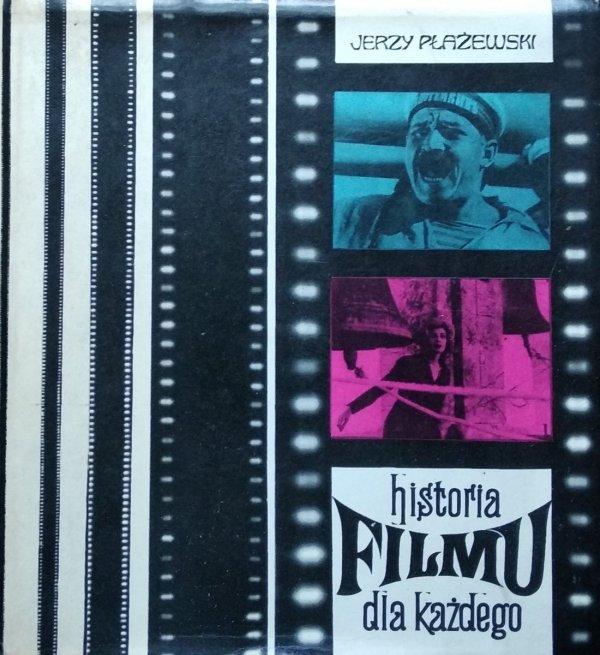 Jerzy Płażewski • Historia filmu dla każdego