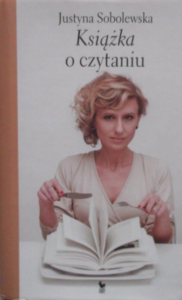 Justyna Sobolewska • Książka o czytaniu
