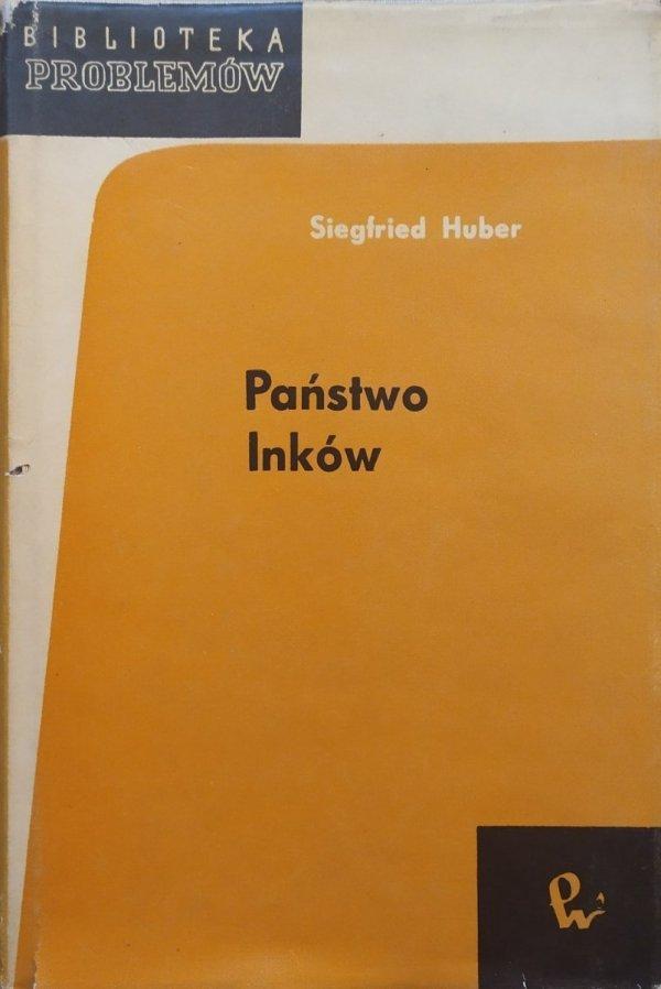 Siegfied Huber Państwo Inków