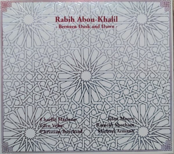 Rabih Abou-Khalil Between Dusk and Dawn CD