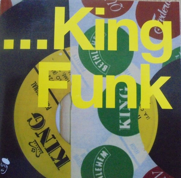 Various Artists • ...King Funk • CD