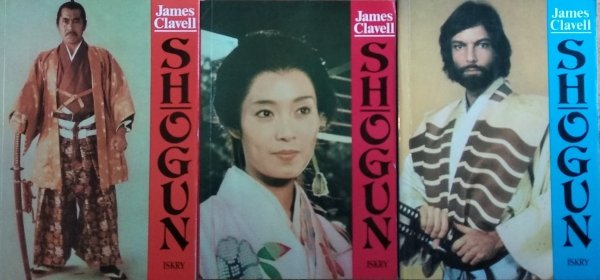 James Clavell • Shogun [komplet]