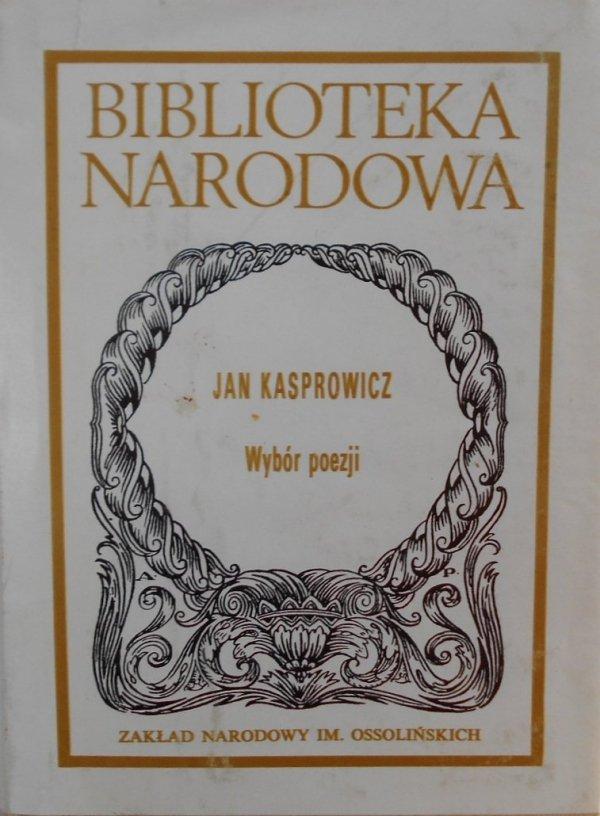 Jan Kasprowicz • Wybór poezji