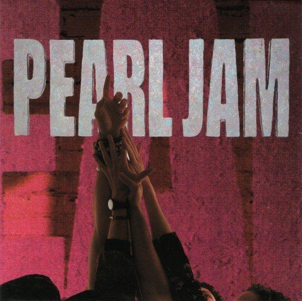 Pearl Jam • Ten • CD