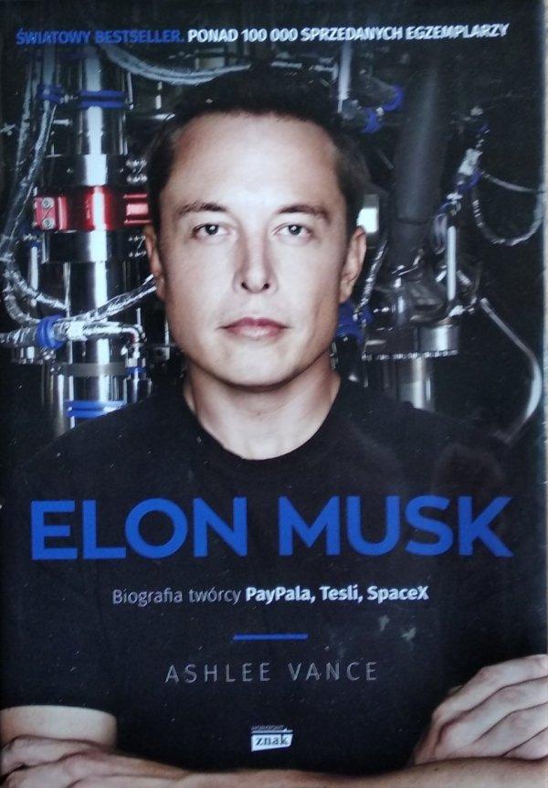 Ashlee Vance • Elon Musk
