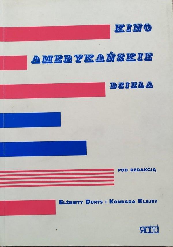 red. Elżbieta Durys, Konrad Klejsa Kino amerykańskie. Dzieła
