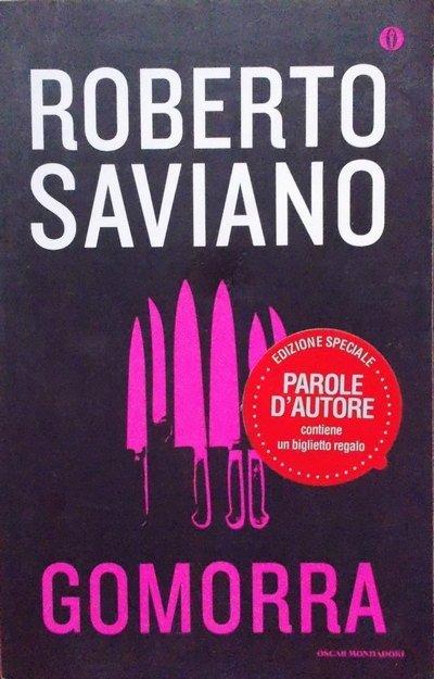 Roberto Saviano • Gomorra