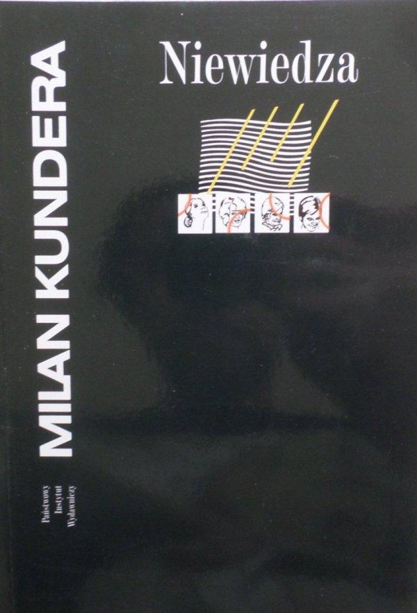 Milan Kundera • Niewiedza