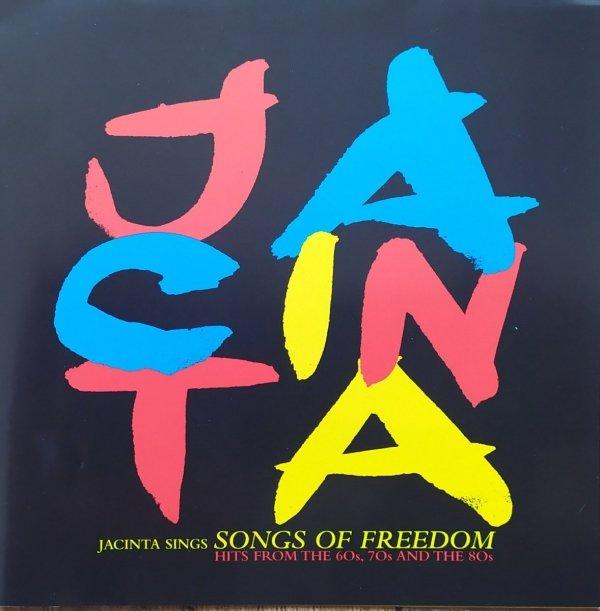 Jacinta Songs of Freedom • CD