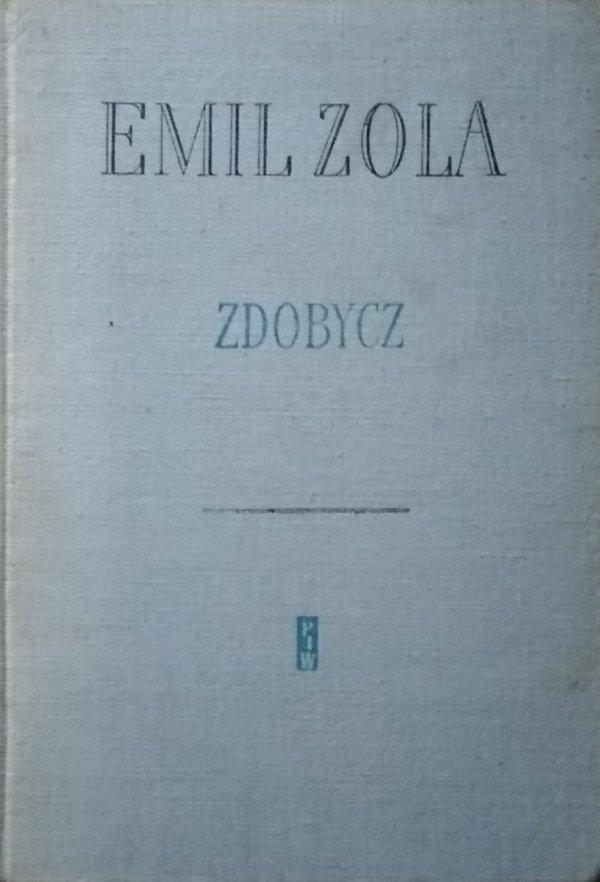 Emil Zola • Zdobycz