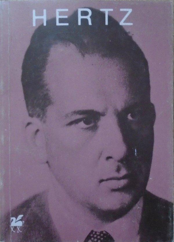 Paweł Hertz • Poezje wybrane