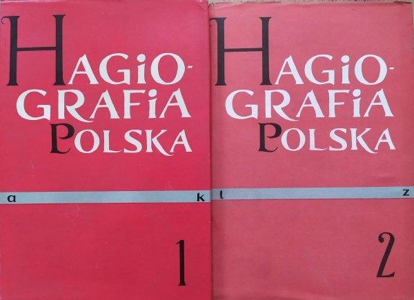 red. O. Romuald Gustaw OFM Hagiografia polska. Słownik bio-bibliograficzny