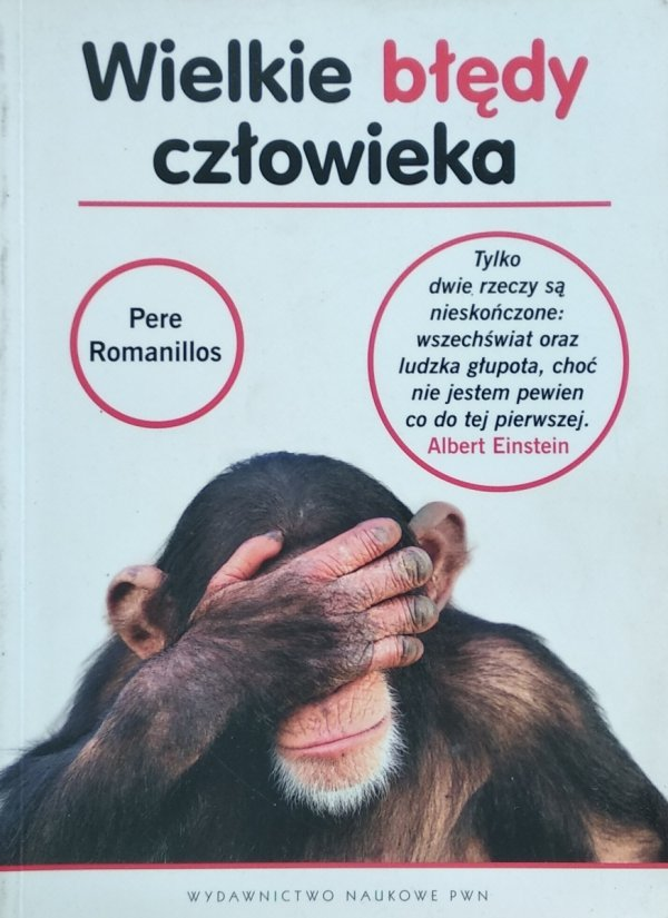 Pere Romanillos • Wielkie błędy człowieka