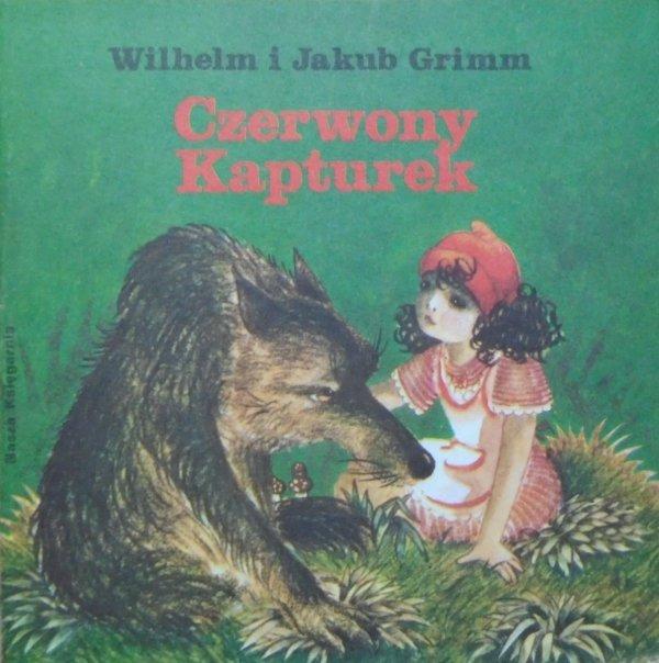 Wilhelm i Jakub Grimm • Czerwony Kapturek [Jolanta Marcolla] [Poczytaj mi mamo]