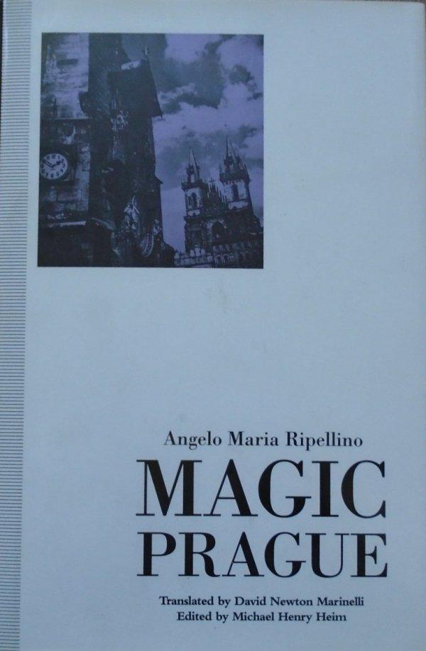 Angelo Maria Ripellino • Magic Prague [Praga magiczna]