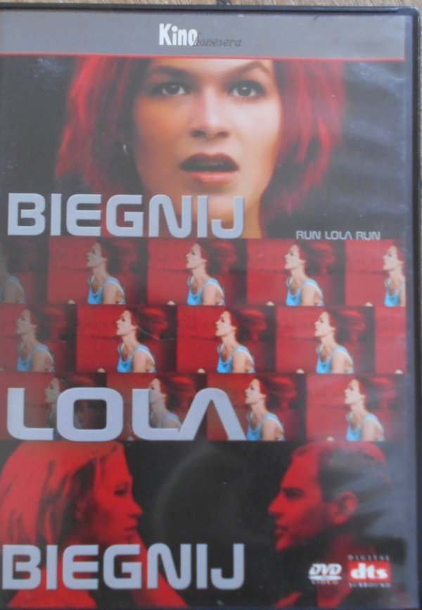Tom Tykwer • Biegnij Lola, biegnij • DVD