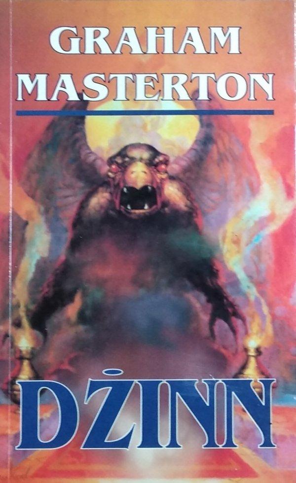 Graham Masterton • Dżinn