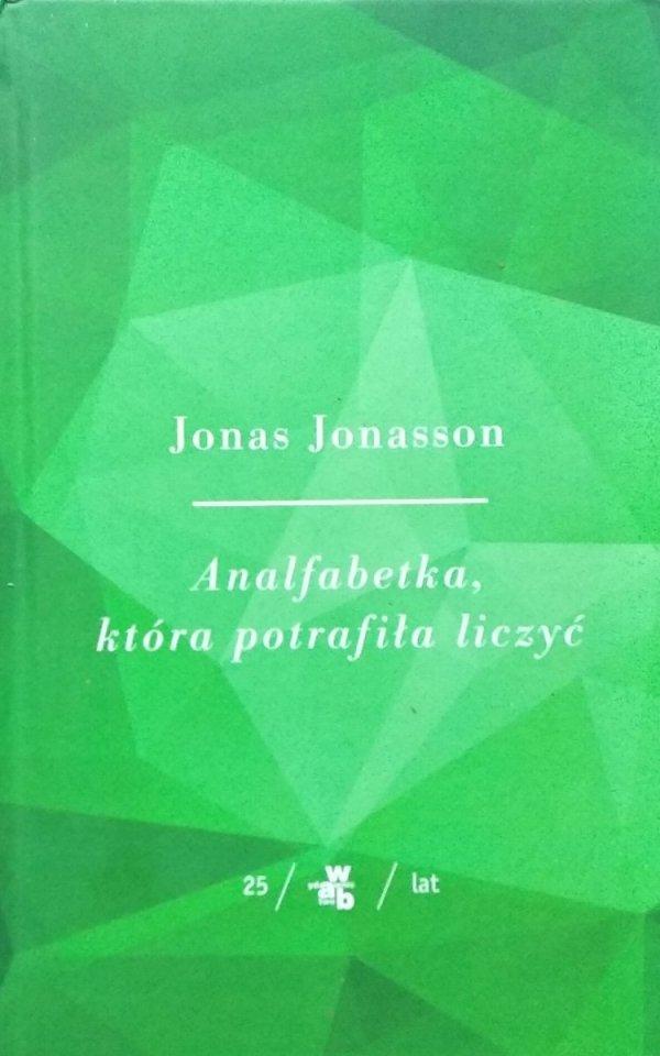 Jonas Jonasson • Analfabetka, która potrafiła liczyć