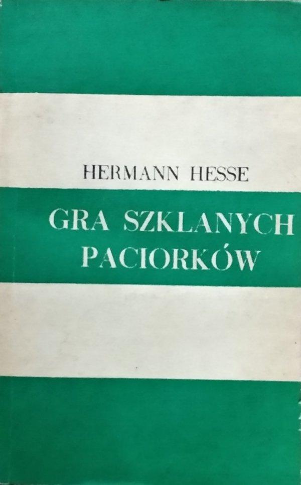 Hermann Hesse • Gra szklanych paciorków [Nobel 1946]