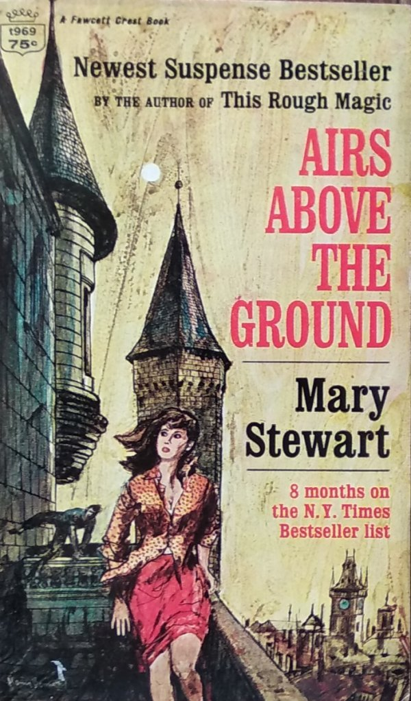 Mary Stewart • Airs above the ground