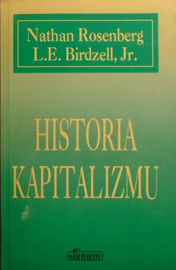 Nathan Rosenberg, L.E.Birdzell • Historia kapitalizmu