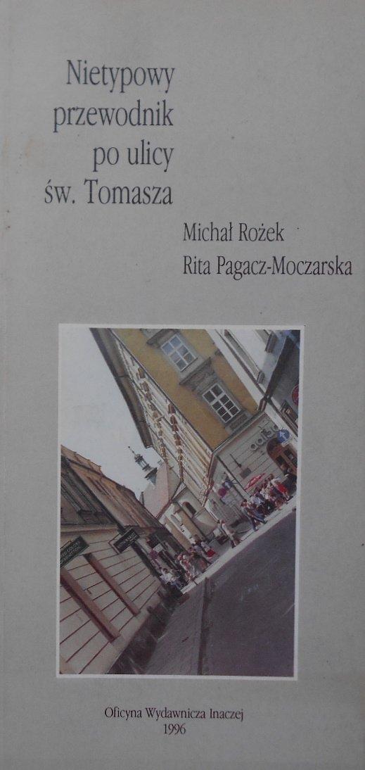 Michał Rożek, Rita Pagacz-Moczarska • Nietypowy przewodnik po ulicy Św. Tomasza