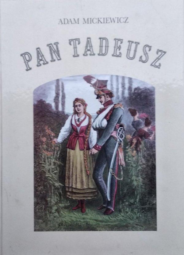 Adam Mickiewicz • Pan Tadeusz [E.M. Andriolli]