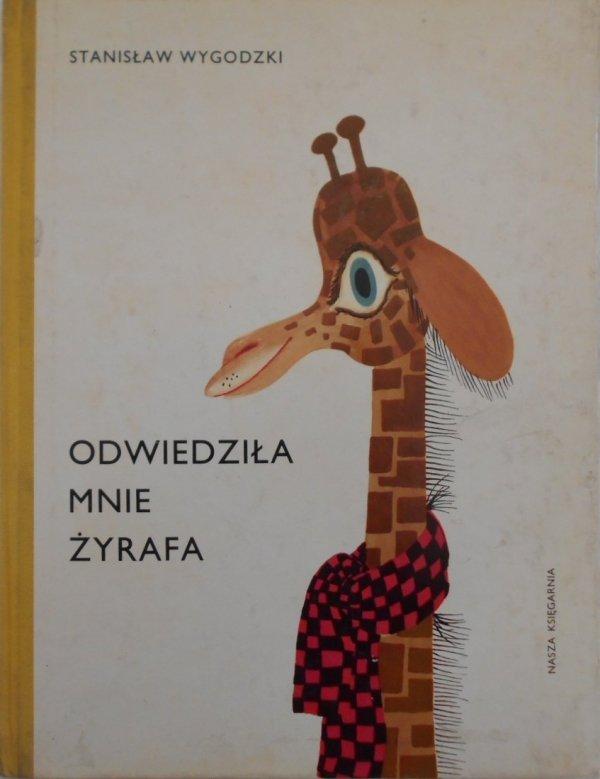 Stanisław Wygodzki • Odwiedziła mnie żyrafa [Mirosław Pokora]