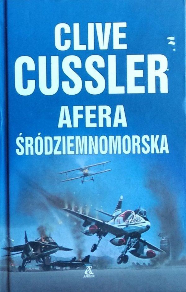 Clive Cussler • Afera śródziemnomorska