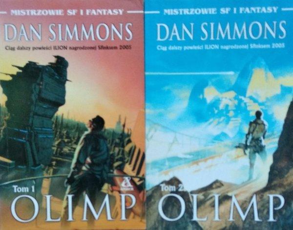 Dan Simmons • Olimp [komplet]
